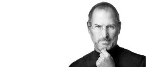 Steve Jobs depan