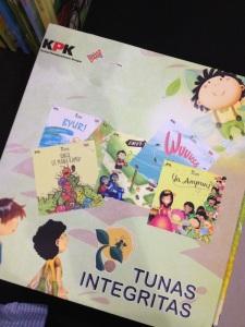 Buku Tunas Integritas - GRATIS