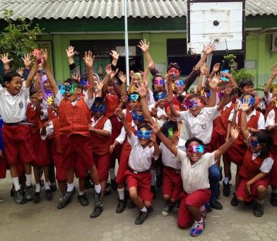 Foto Bersama Kelas Inspirasi